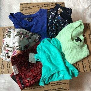 6 PIECE RESELLERS MYSTERY BOX